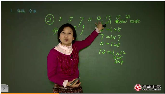 小学数学数论专题精讲——质数